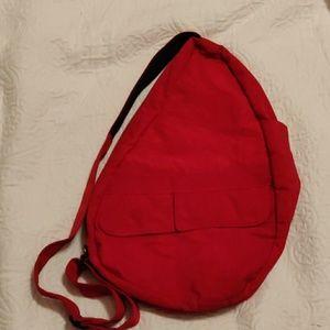 Red Medium Ameribag